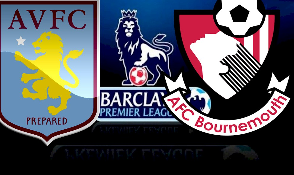 EPL Table 2016 Results: Aston Villa vs AFC Bournemouth