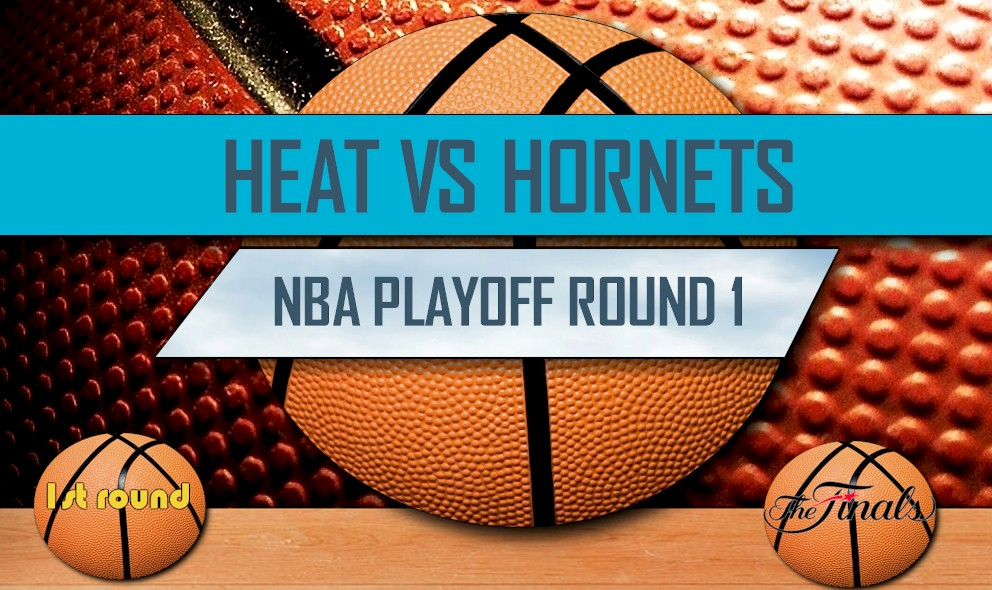 NBA Playoff Bracket 2016 Heat vs Hornets
