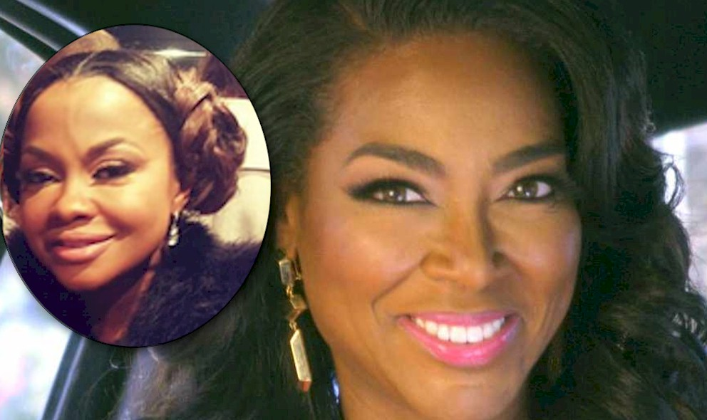 Kenya Moore's Mom, and One Eyed African? RHOA 9 Adds Peaches - EXCLUSIVE