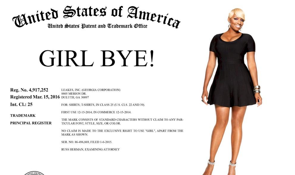 NeNe Leakes Nabs RHOA Trademark to Girl Bye: EXCLUSIVE