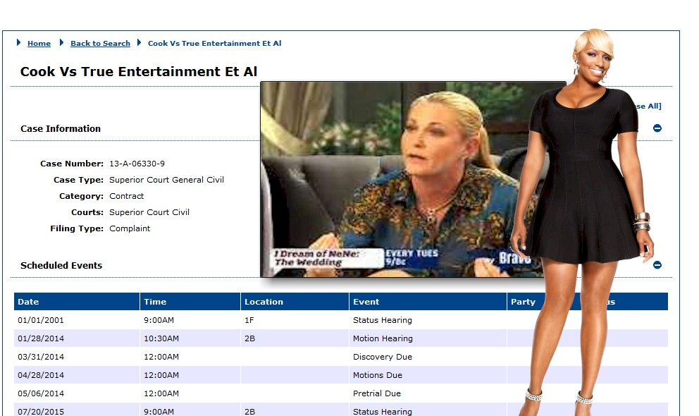 NeNe Leakes $3.6 Million RHOA Spinoff Lawsuit Heats Up: EXCLUSIVE