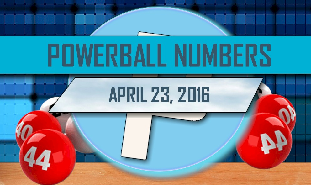 Powerball Winning Numbers Last Night 2016: Draw Rolls to $282 Million