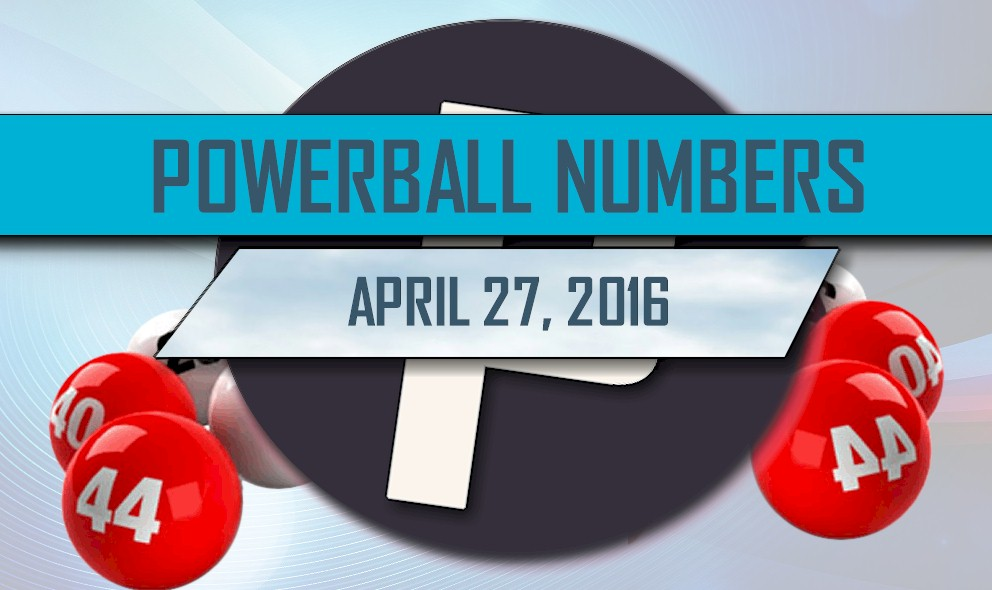 Powerball Winning Numbers Last Night 2016: Draw Rolls to $314M