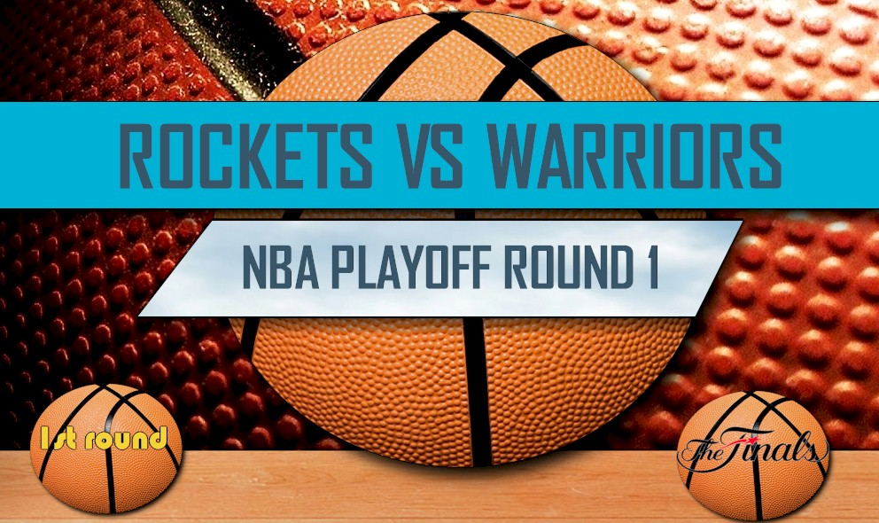 NBA Playoff Schedule 2016: Rockets vs Warriors Score