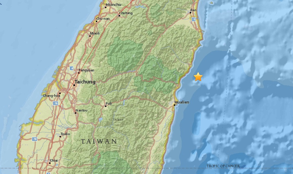 Taiwan Earthquake Today 2016: Argentina Terremoto Strikes as Well