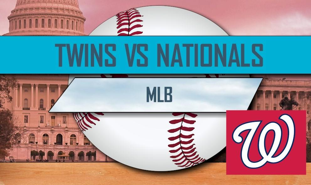 MLB Scores 2016: Twins vs Nationals 2016 Score Heats Up Sunday
