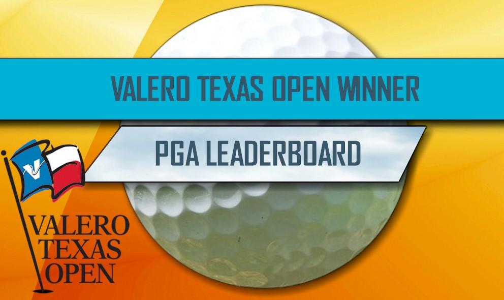 Charley Hoffman Wins Valero Texas Open 2016, PGA Leaderboard Results