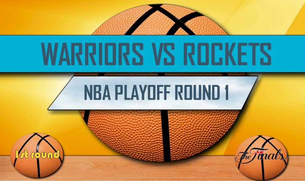 Warriors vs Rockets 2016 Score: NBA Playoffs Ignite Game 3