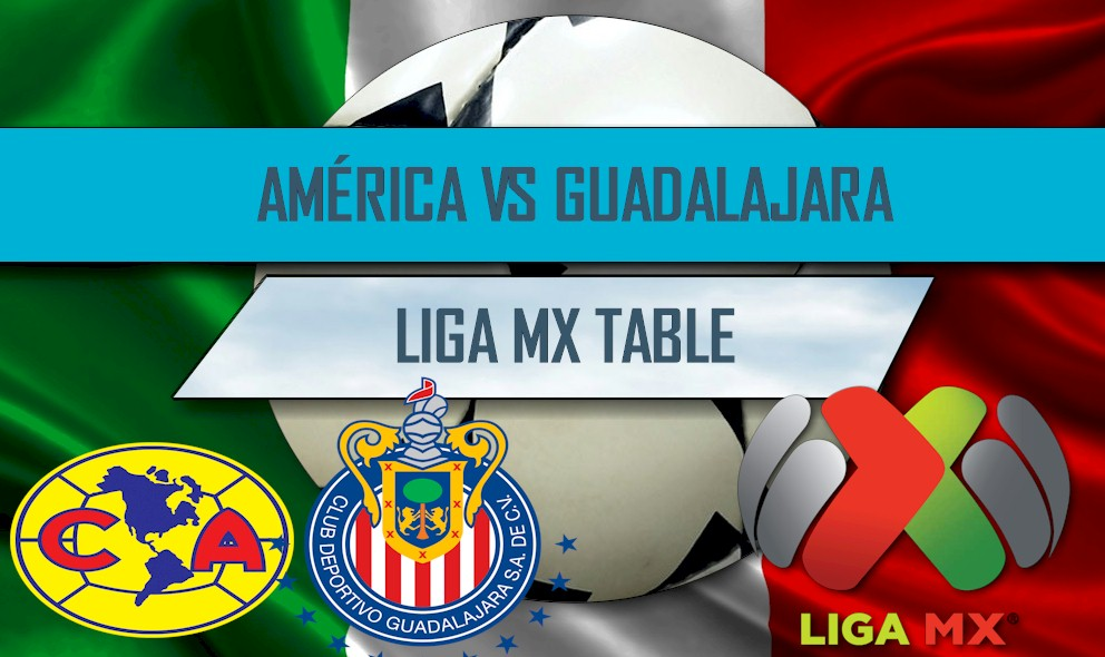 América vs Guadalajara 2016 Score En Vivo: Liga MX Clausura Liguilla