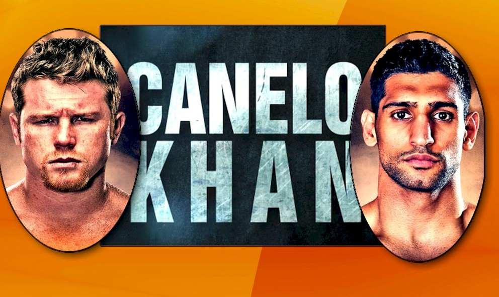 What TV Channel is the Canelo vs Khan Boxing Fight Tonight 2016