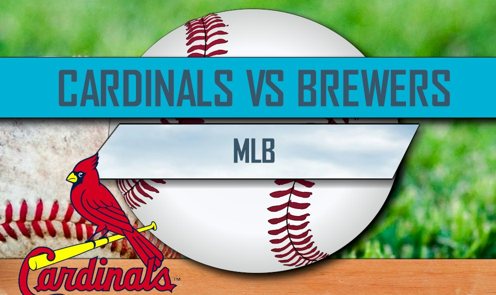 Cardinals vs Brewers 2016 Score: MLB Score Results Today