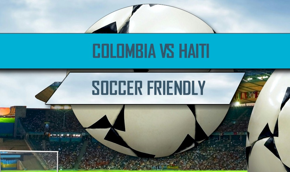 Colombia vs Haiti 2016 Score En Vivo: Futbol Partido Amistoso