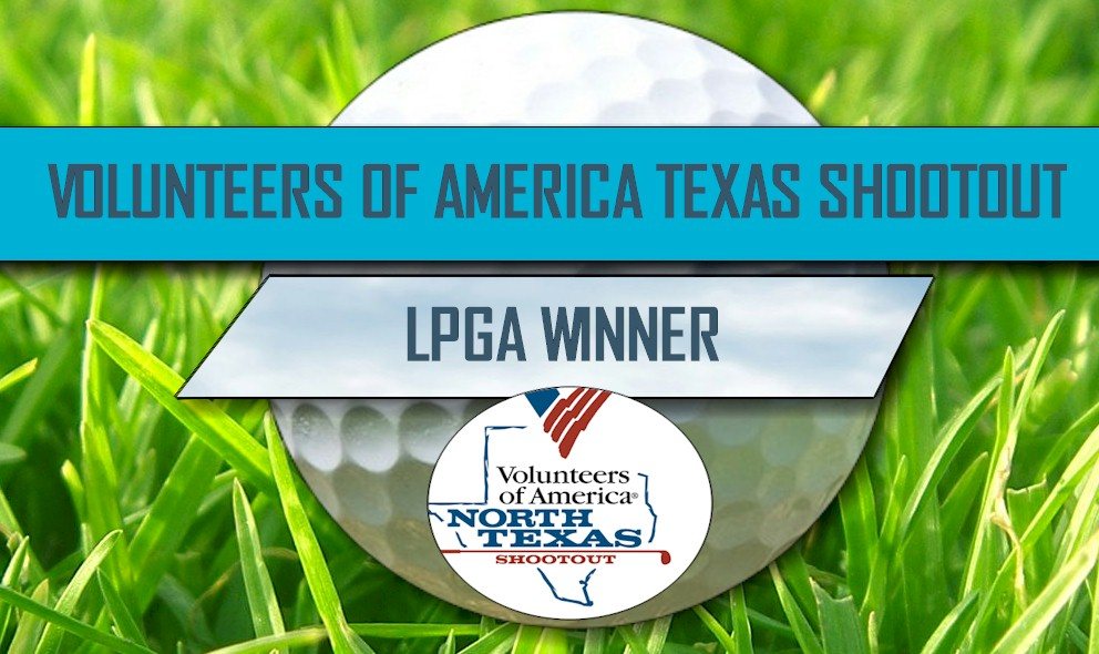 Jenny Shin Wins Volunteers of America Texas Shootout 2016 LPGA Leaderboard