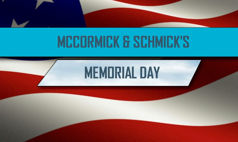 Memorial Day Meal Deals 2016: McCormick & Schmick's, Outback, Hooters