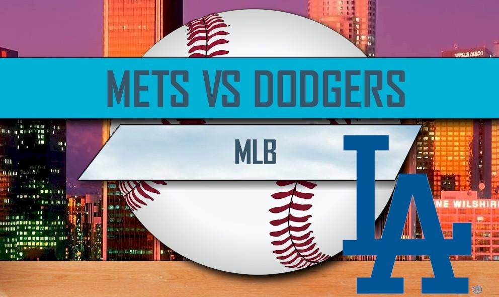 Mets vs Dodgers 2016 Score Ignites MLB Score Results Tonight