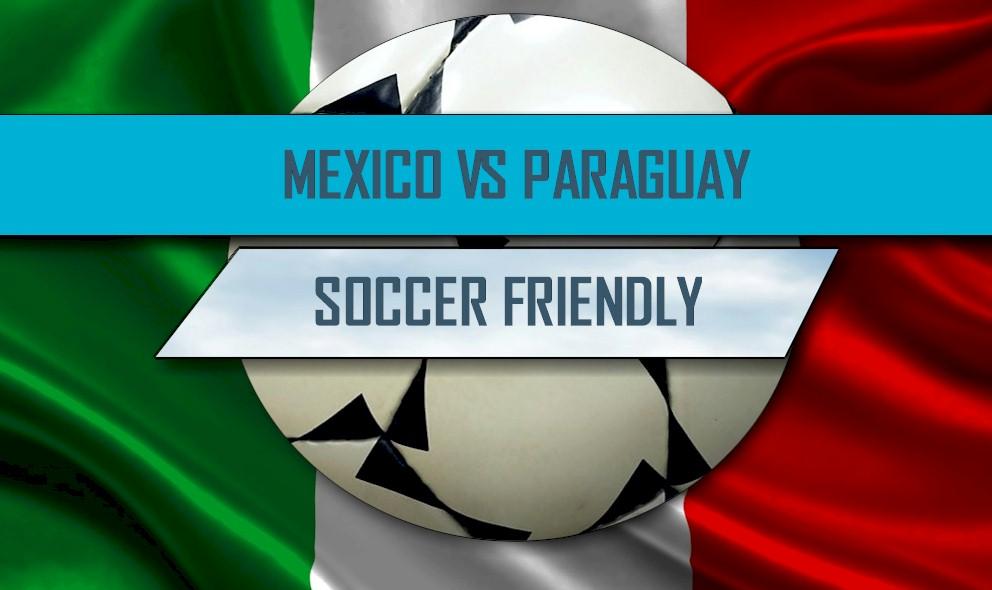 Mexico vs Paraguay 2016 En Vivo Score: Futbol Partido Amistoso, Univision