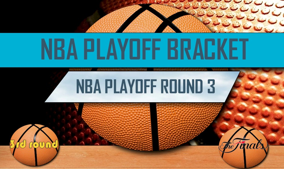 NBA Playoff Bracket Round 3 2016: NBA Scores Heat up Basketball Schedule