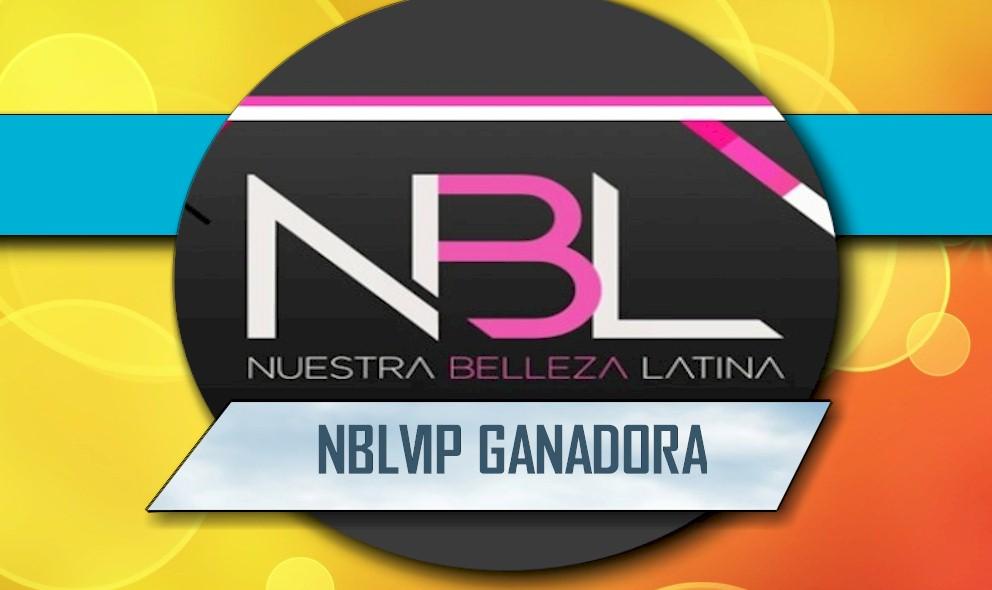 Nuestra Belleza Latina 2016 Ganadora: NBLVIP Winner, Univision En Vivo