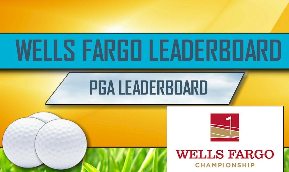 PGA Leaderboard 2016: Golf's Wells Fargo Championship Leaderboard