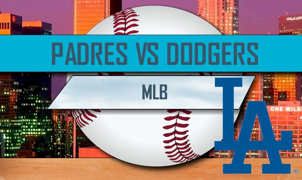 Padres vs Dodgers 2016 Score Ignites MLB Baseball Score Results Today