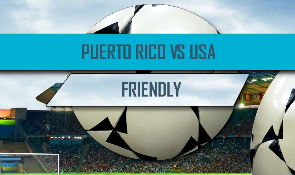 Puerto Rico vs USA 2016 Score En Vivo: USA Soccer Battles in Friendly
