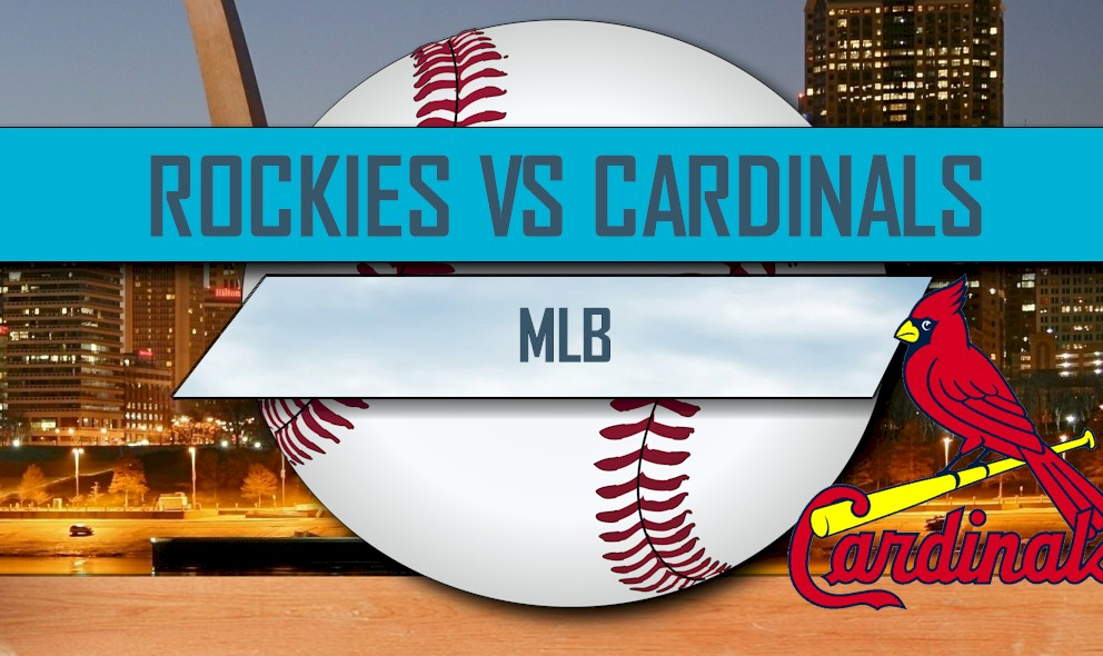 Rockies vs Cardinals 2016 Score: MLB Score Results Tonight