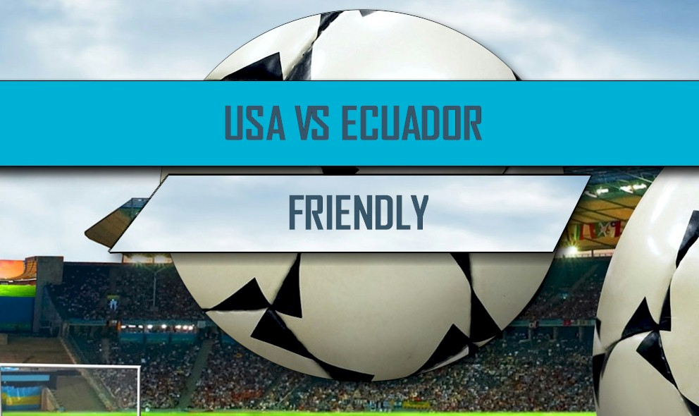 USA vs Ecuador 2016 Score En Vivo: USMNT Soccer Battle 5/25