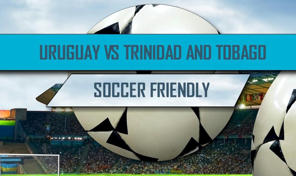 Uruguay vs Trinidad and Tobago 2016 Score: Futbol Partido Amistoso