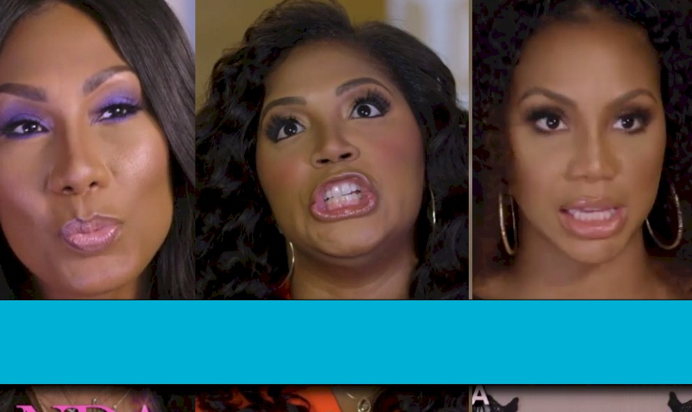 BFV: Tamar Braxton on Evelyn Braxton Stroke, Trina Braxton Dating Jacent?
