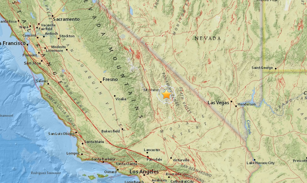 California Earthquake 2016 Today Strikes Near Fresno