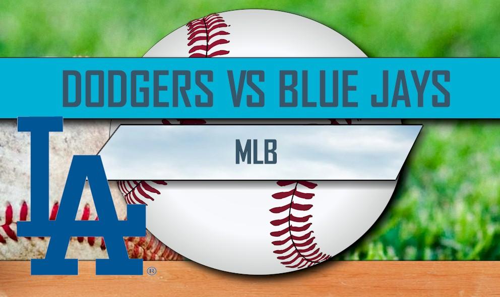 Dodgers vs Blue Jays 2016 Score: MLB Baseball Score Results Today