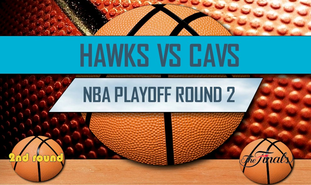 NBA Playoff Bracket 2016: Hawks vs Cavaliers Score