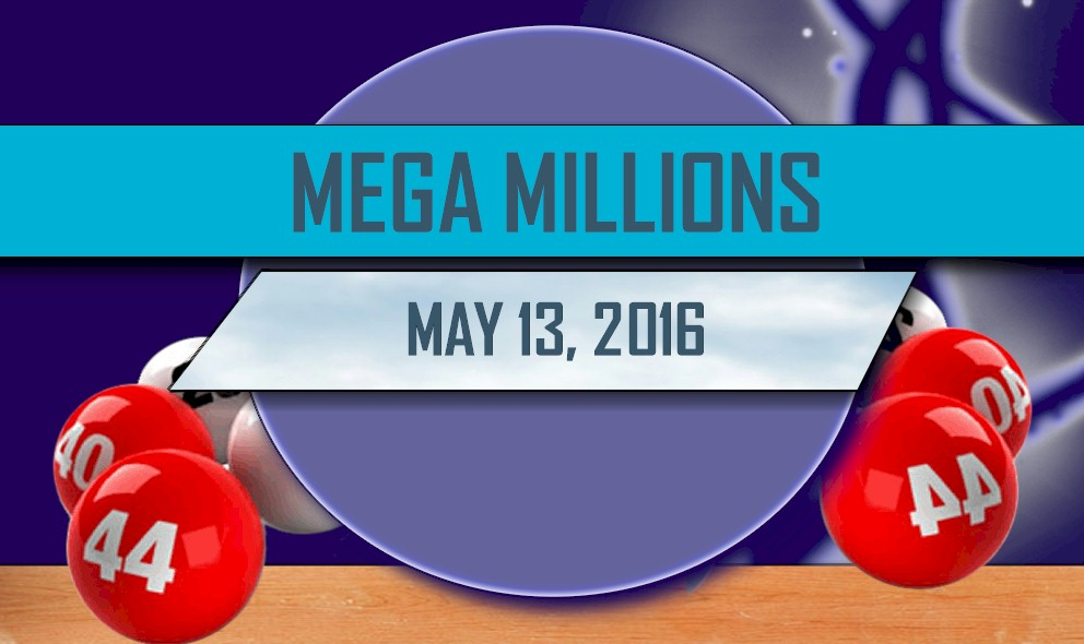 Mega Millions Winning Numbers May 13 Results Tonight Released 2016
