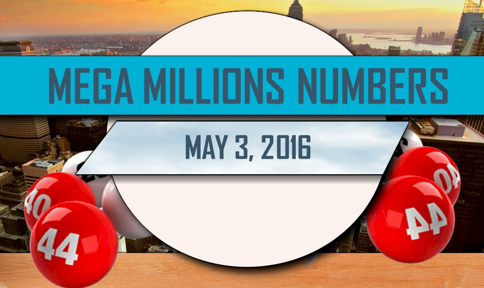 Mega Millions Winning Numbers May 3 Results Tonight Released 2016