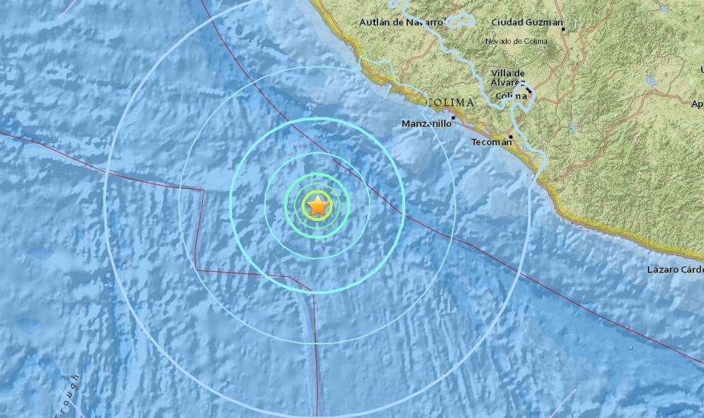 Mexico Earthquake Today 2016: Terremoto en Mexico Strikes Cihuatlan