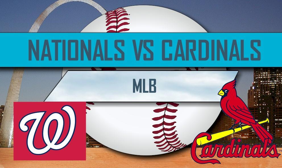 National vs Cardinals 2016 Score: MLB Baseball Score Results Heat Up