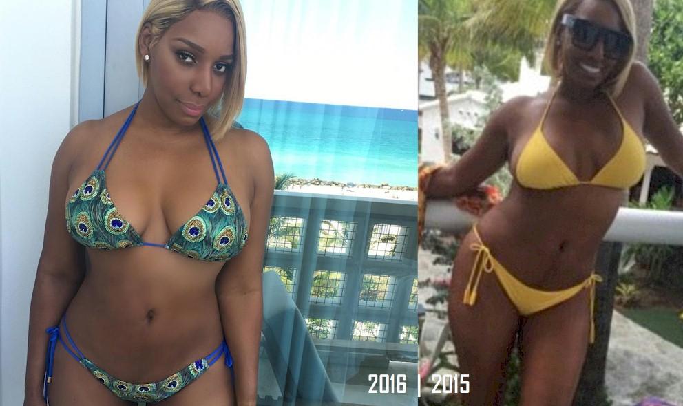 NeNe Leakes Bikini Body: RHOA Star Credits Vitamins