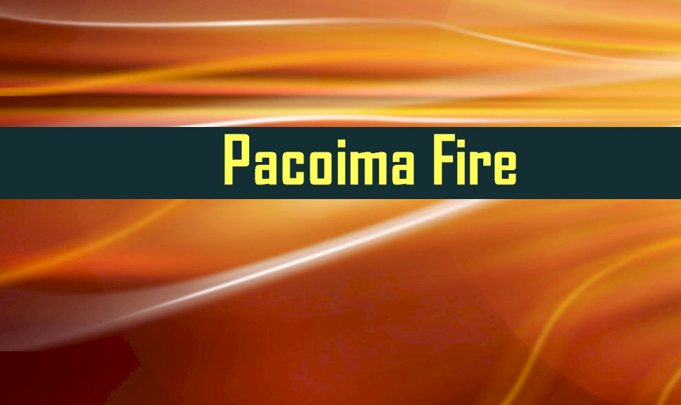 Pacoima Fire 2016 Today: Hansen Dam Fire Spreads to Five Acres