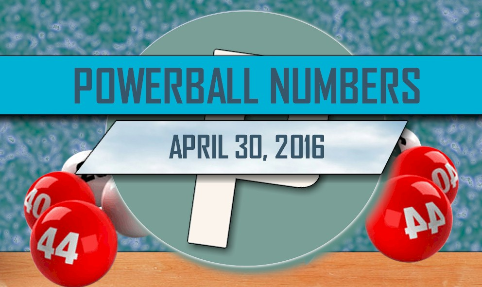 Powerball Winning Numbers Last Night 2016: Draw Rolls to $348M