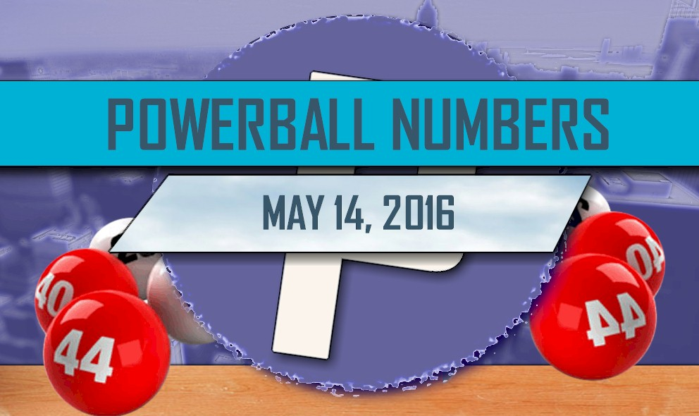 Powerball Winning Numbers May 14 Results Tonight 2016 Released