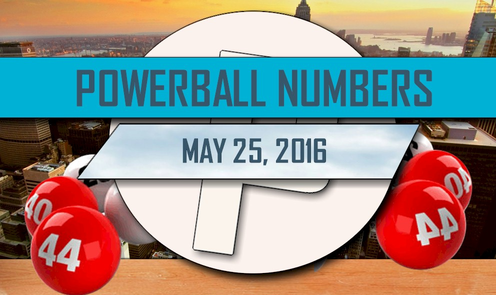 Powerball Winning Numbers Results May 25 Tonight Surge to $80M