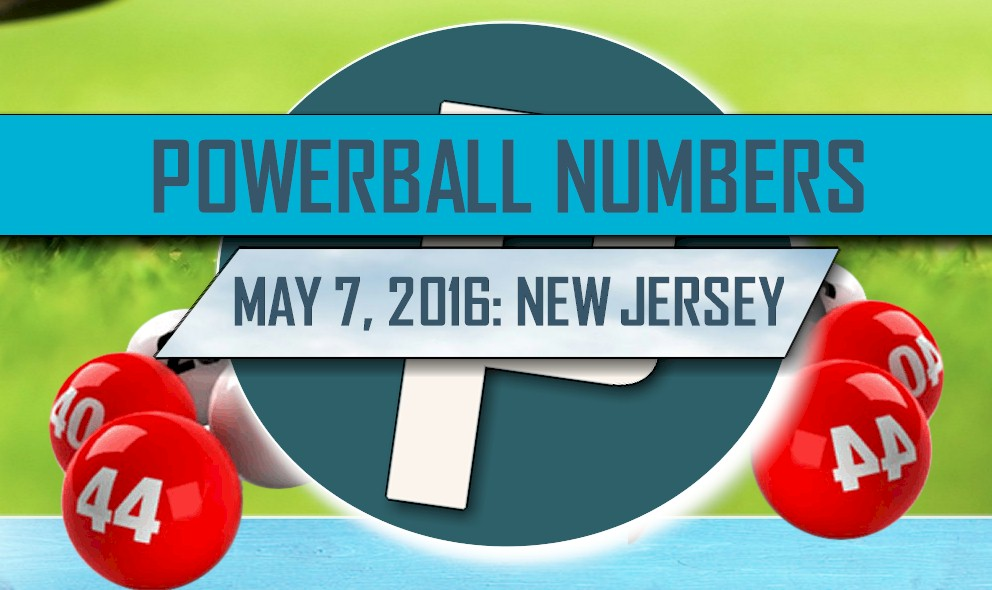 Powerball Winning Numbers Last Night Sold in Mercer County, New Jersey