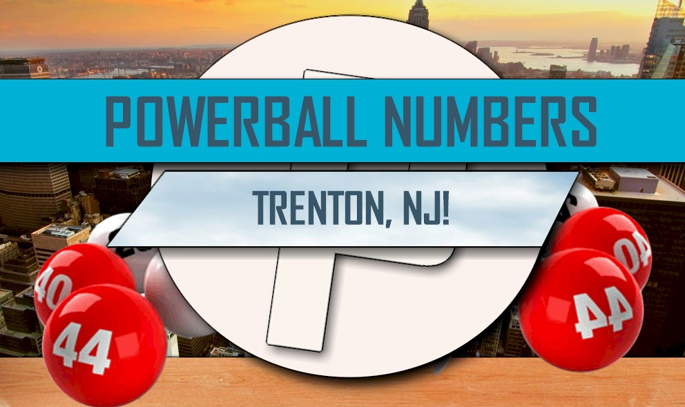 Powerball Winning Ticket Sold at 7-Eleven, 750 Chambers St, Trenton, NJ