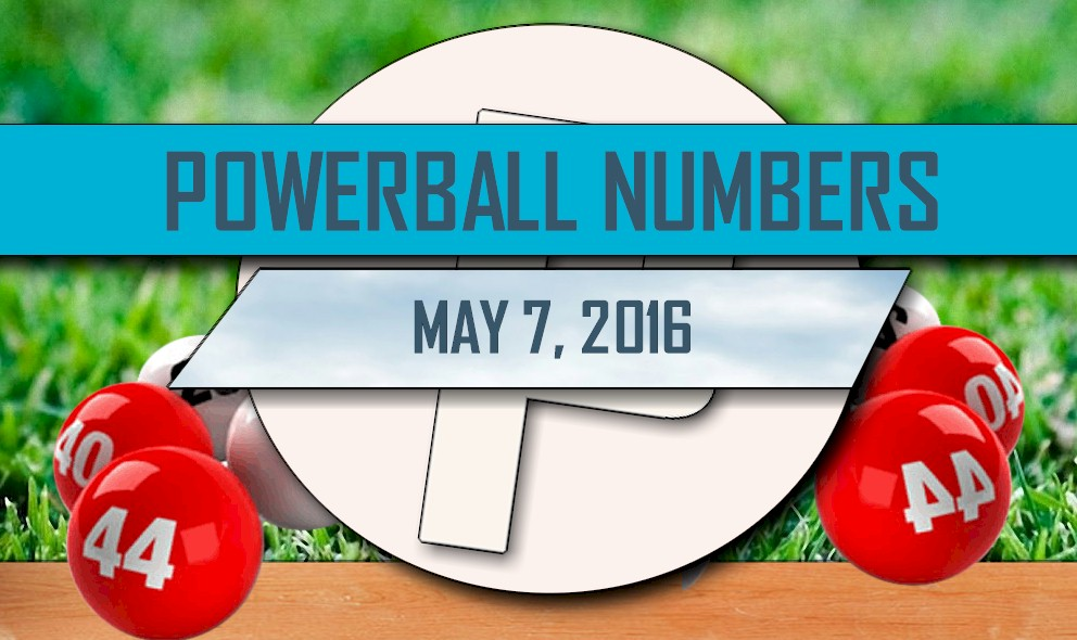 Powerball Winning Numbers May 7 Results Tonight Revealed