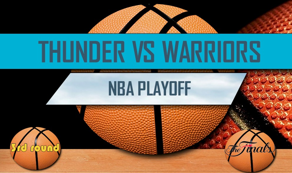 Thunder vs Warriors 2016 Score: NBA Scores Ignite NBA Playoffs
