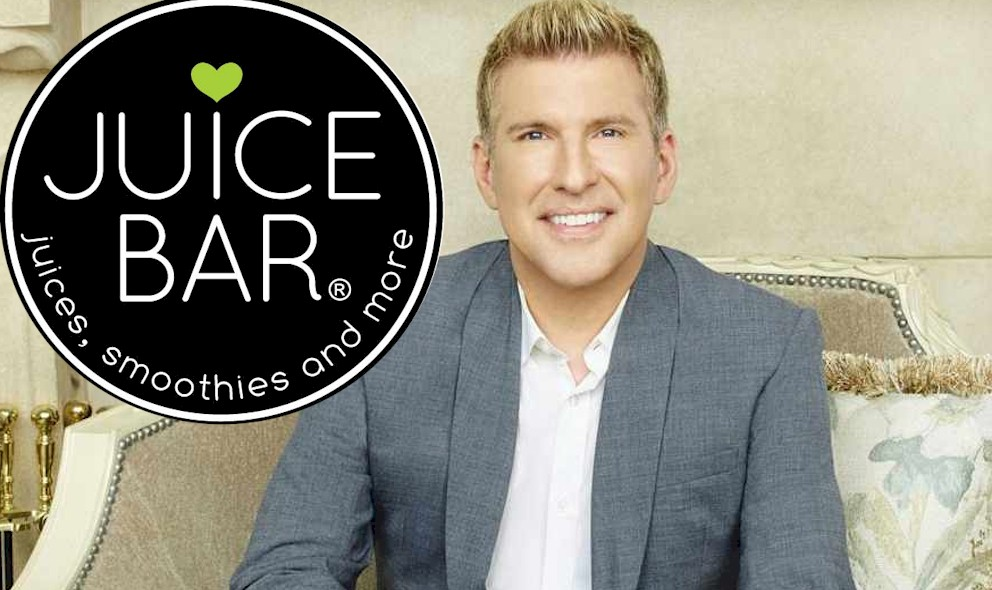 Todd Chrisley Juice Bar Green Hills: Chase Takes Charge - EXCLUSIVE