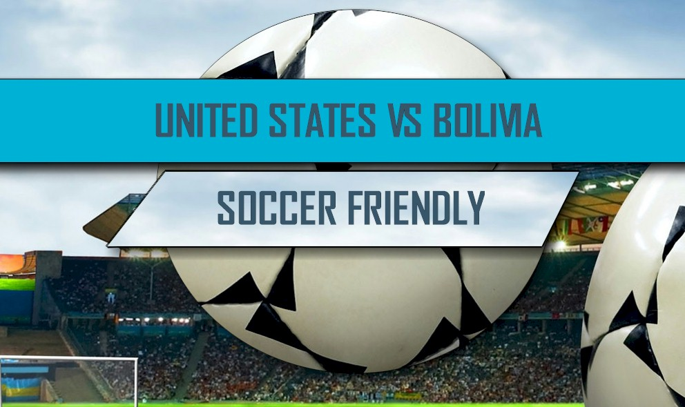 USA vs Bolivia 2016 Score En Vivo: USMNT Soccer Battle Today