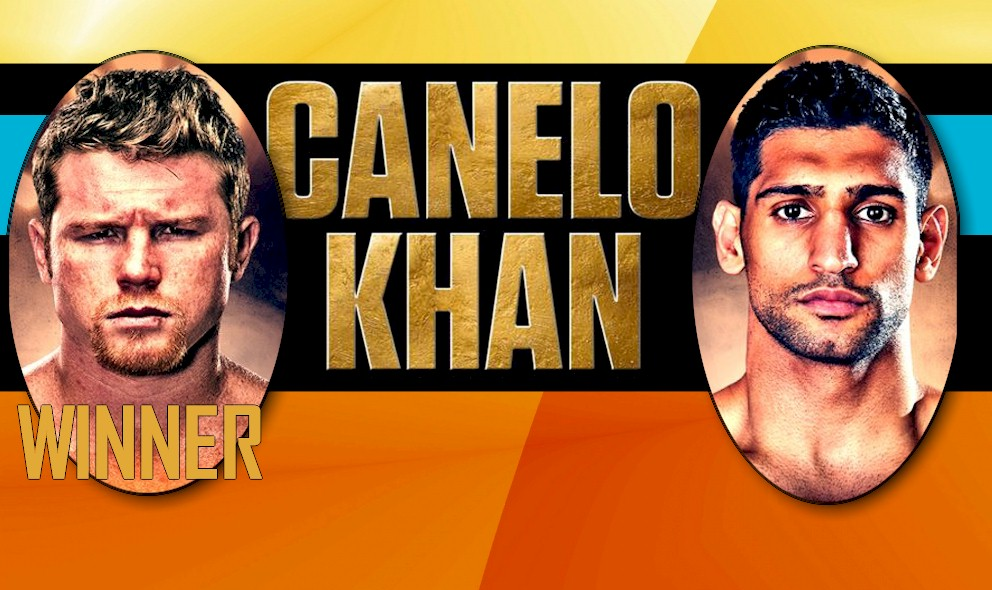 Who Won the Canelo vs Khan Boxing Fight Last Night: Boxing Results