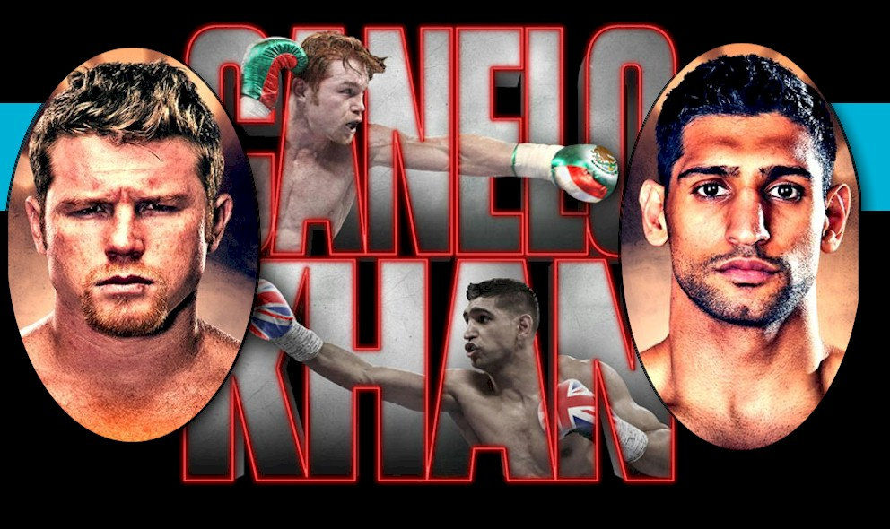 Canelo vs Khan Results: Who Wins the Canelo Boxing Fight Tonight