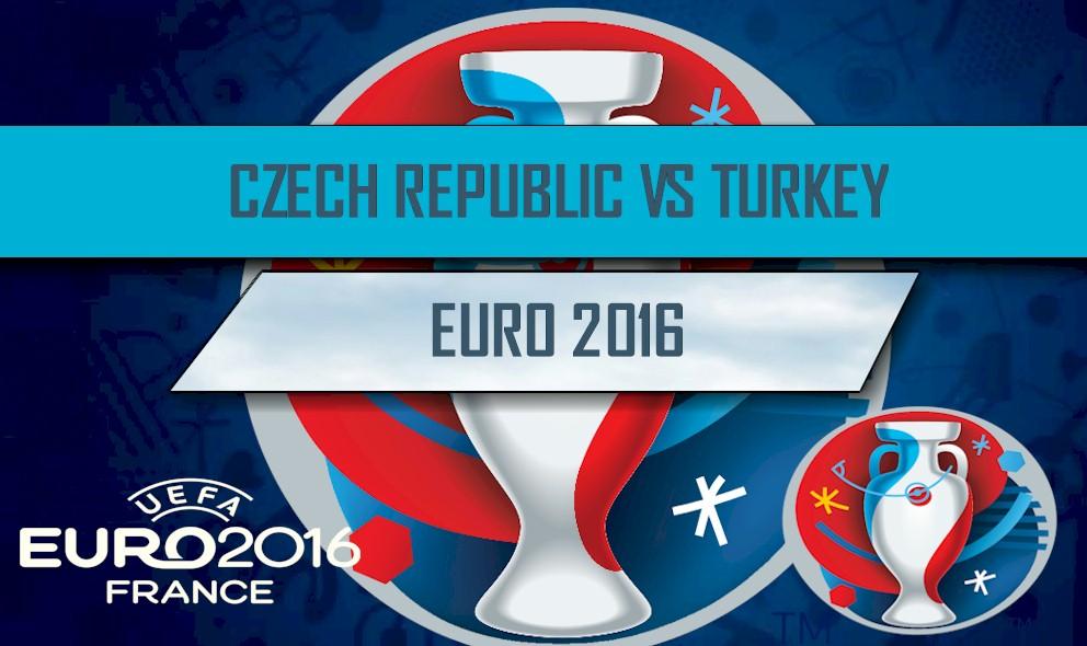 Euro 2016 Score Results: Czech Republic vs Turkey Score